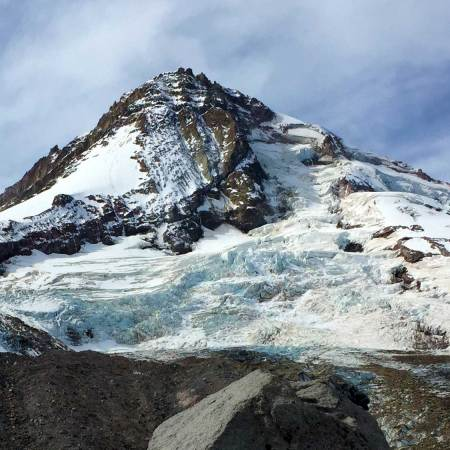 Eliot Glacier, Mount Hood